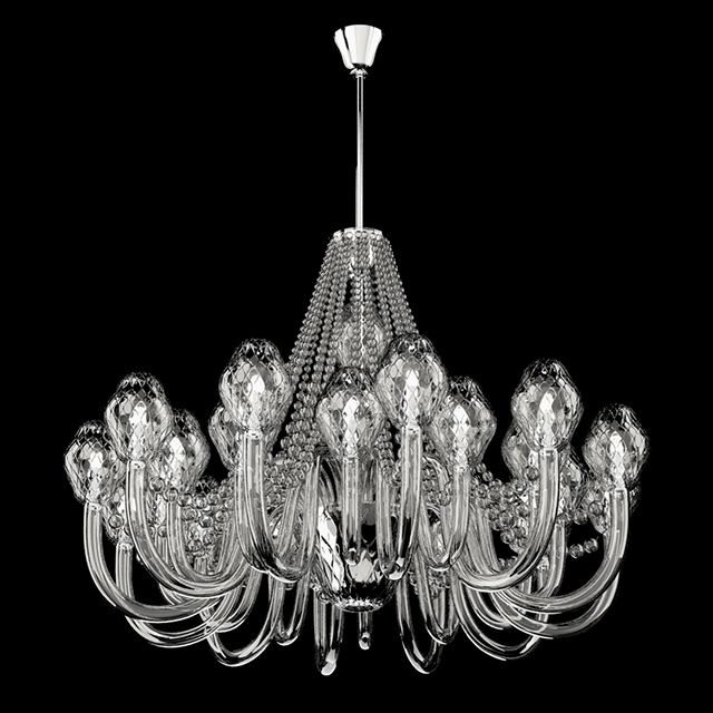 Beby Italy, Peonia Chandelier