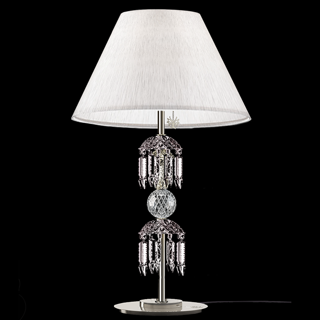 Totally crystal exclusive Table Lamp, great classic style