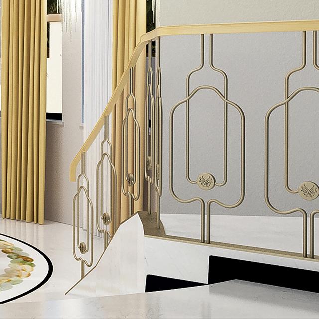 Murano glass luxury light cascade chandelier, modern exclusive style